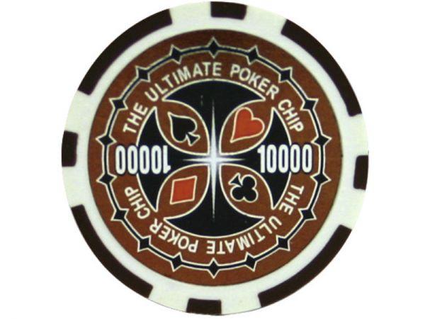 25-Stuck-Ultimate-Laserchips-Pokerchips-Verschiedene-Werte-zur-Auswahl